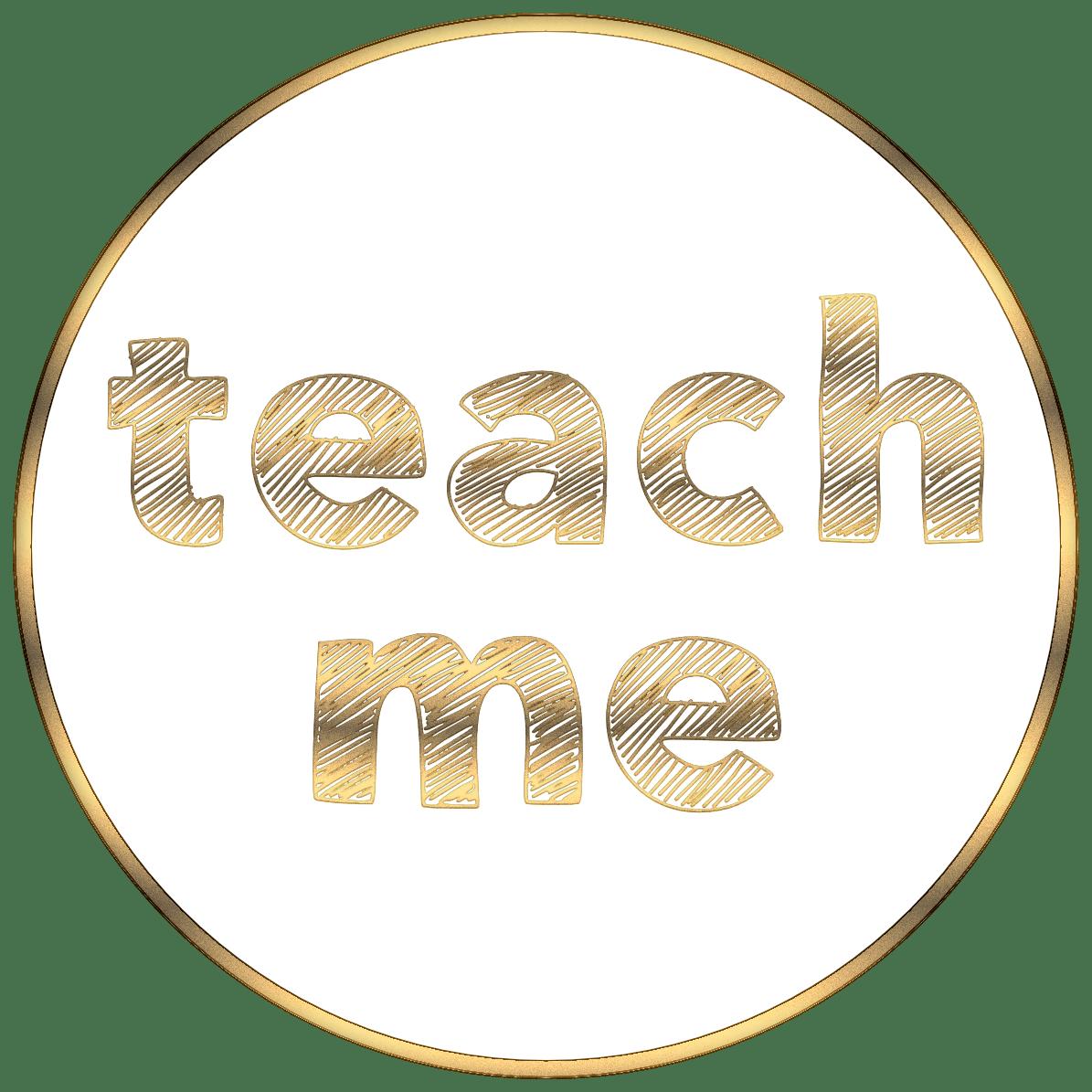 Teach Me Button