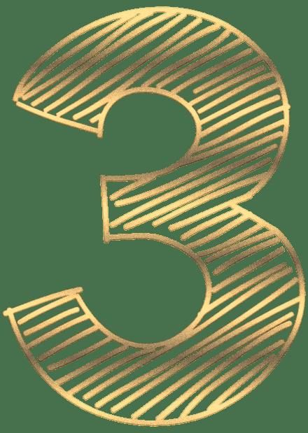 Golden Number Three
